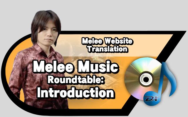 Melee Music Part 1