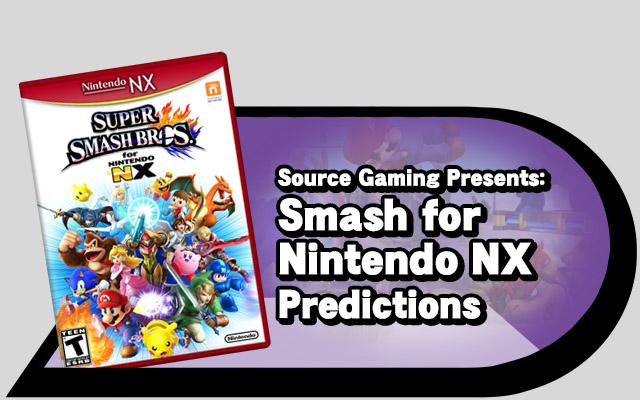 Smash NX Predictions