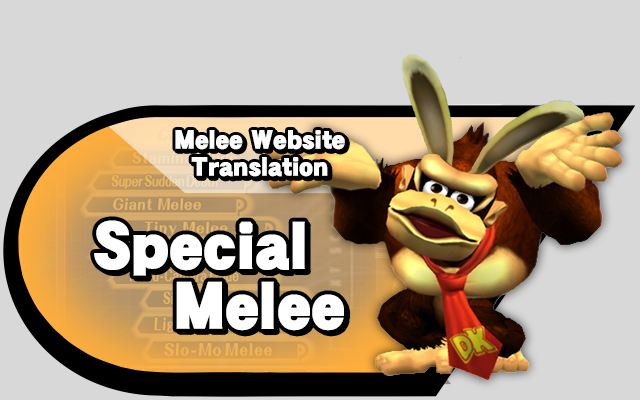 Special Melee