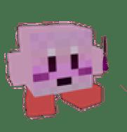 Minecraft Kirby created by (http://maskedmochi.deviantart.com/)