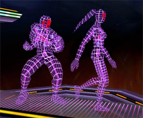 This time there's a male wireframe and a female wireframe.
