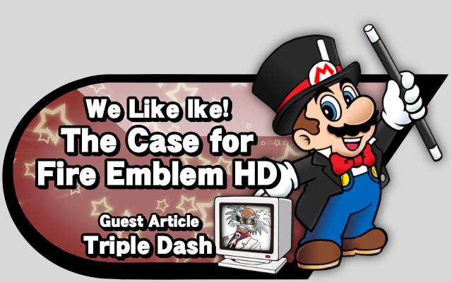 Fire Emblem HD