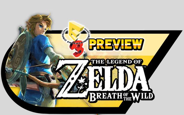 Zelda Preview
