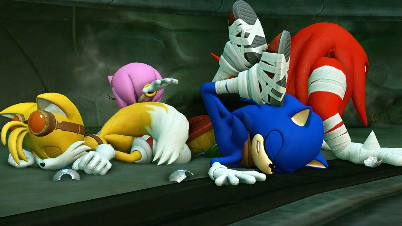 After the failure of Sonic Boom, it's hard to see any acceptable version of Sonic existing.