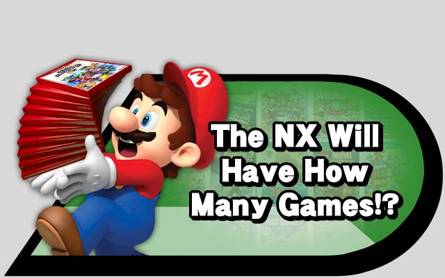 NX games