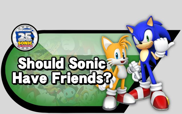 Sonic firends