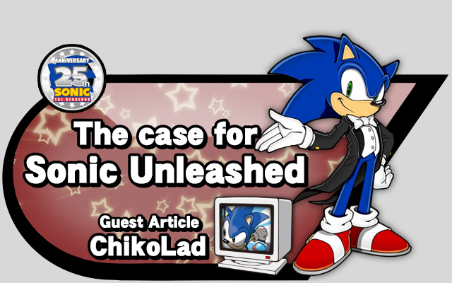 The Case for Sonic Unleashed