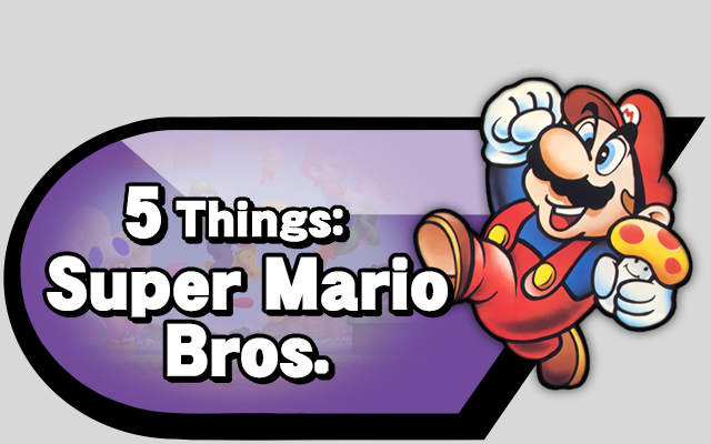5-things-super-mario-bros