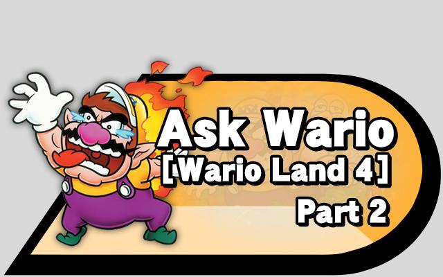ask wario from wario land 4 s japanese website part 2 source gaming rh sourcegaming info wario land 2 instruction manual wario land 3 instruction manual