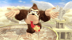 Donkey Kong in Super Smash Bros. for Wii U
