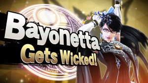 Bayonetta in Super Smash Bros. for Wii U and Nintendo 3DS
