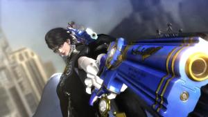 Bayonetta in Bayonetta 2