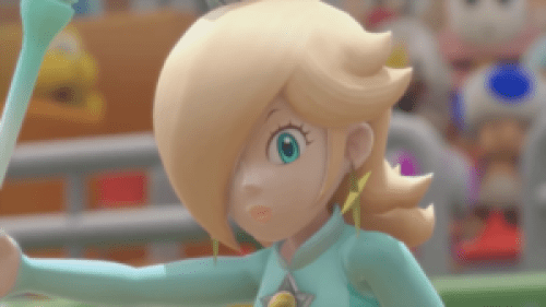Rosalina in Mario & Sonic at the Rio 2016 Olympic Games
