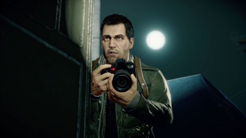 Frank West in Dead Rising 4