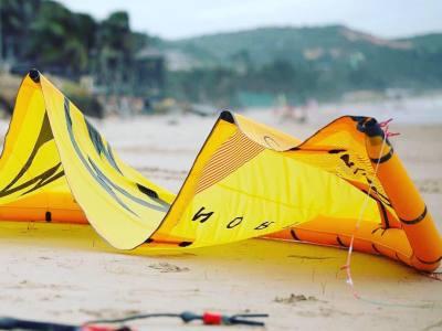 kitesurf in Mui Ne
