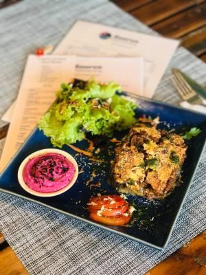 vegetarian food in Mui Ne