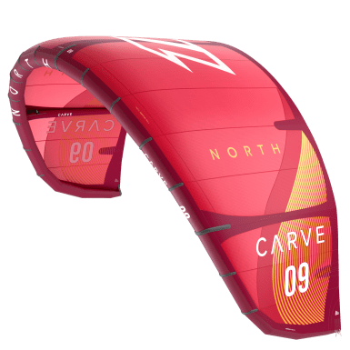 north carve 2021 in red