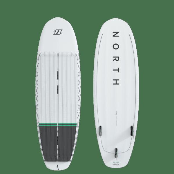 north cross surf board