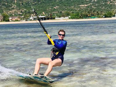 kitesurf in Phan Rang