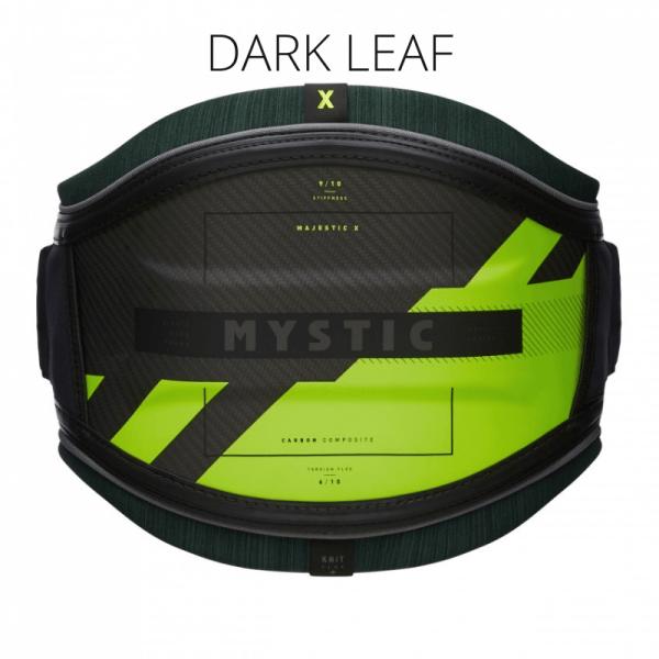 mystic majestic x harness dark leaf