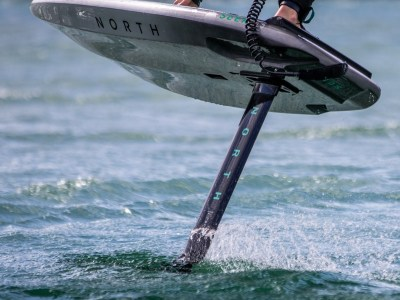 north seek foil board details