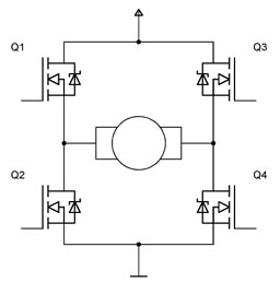 H-Bridge Motor Controller Design