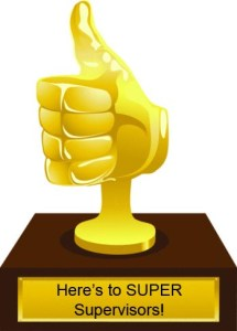 Super Supervisors Award