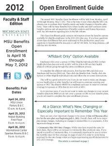 Enrollment Guide Cover