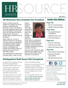 May 2012 Source Newsletter