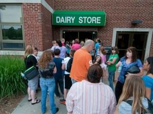Diary store at Michigan State University
