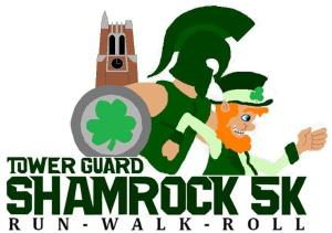Shamrock 5k Graphic