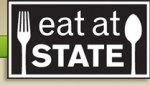Eat at State graphic
