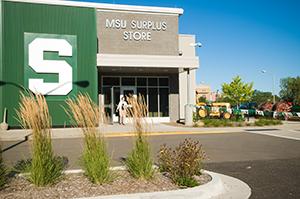 MSU Surplus Store