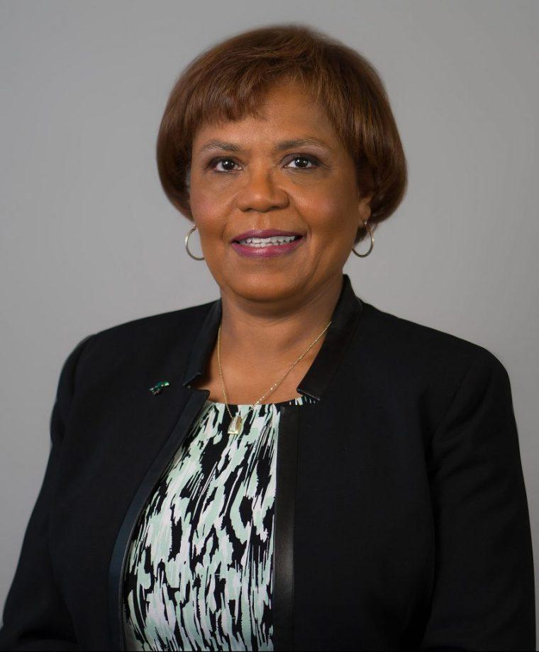 Head shot of Sharon Butler