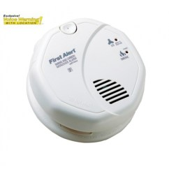 4 Wire Photoelectric Smoke Detector 1989 Mazda B2200 Stereo Wiring Diagram First Alert Model Sc7010bv 120v Ac/dc Photo Smoke/co Combo Alarm With Voice Warning. Click On ...