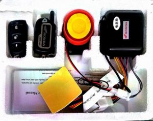 HONDA Security Alarm System V2