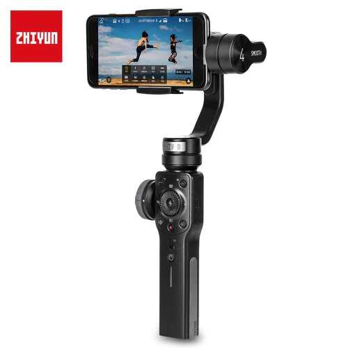 Zhiyun Smooth 4 SOP