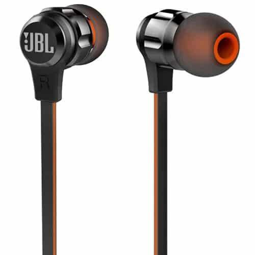 JBL T180A Pure Bass In-ear Stereo Earphones SOP