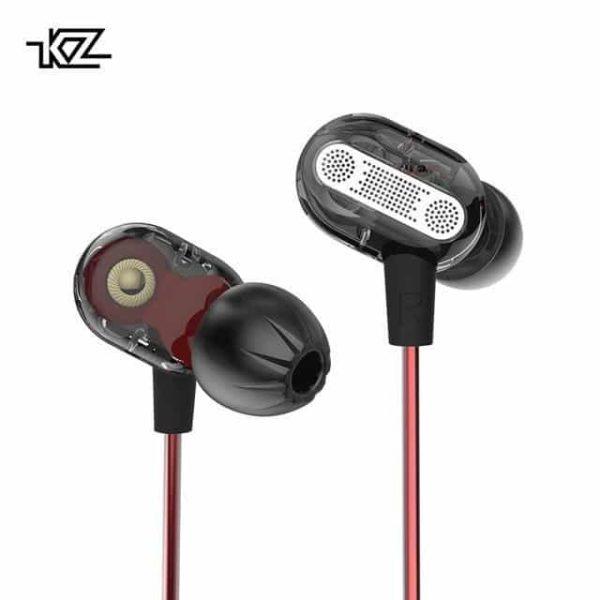 KZ ZSE Professional Stereo HiFi Music Earphones SOP