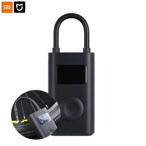 Xiaomi Mijia Portable Smart Digital Electric Inflator Pump SOP