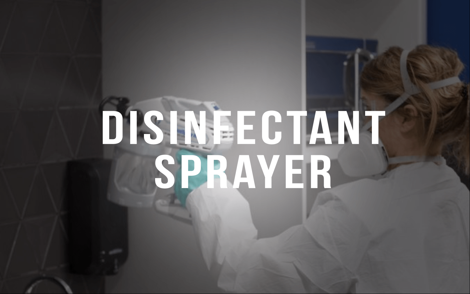 Disinfectant-Sprayer