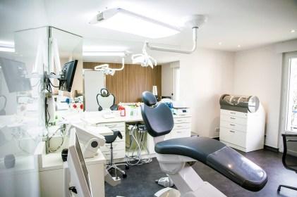 Salle de soin dentaire