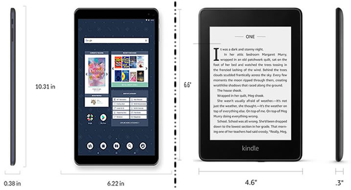 Which Is Best Ebook Ereader Kindle Paperwhite Or Nook Sourcetech411