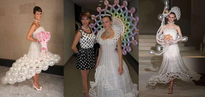 Fun Wedding Dresses For The Bold And The Beautiful