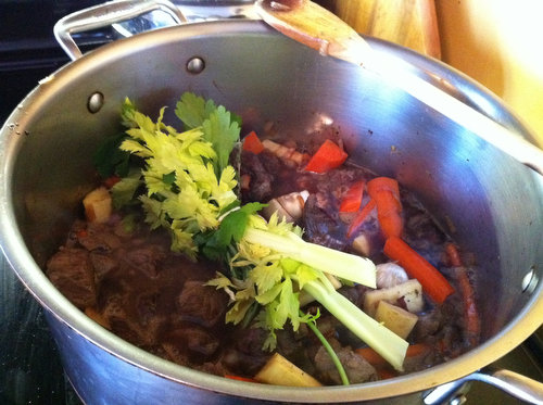 Dorie Greenspan's Go-To Daube