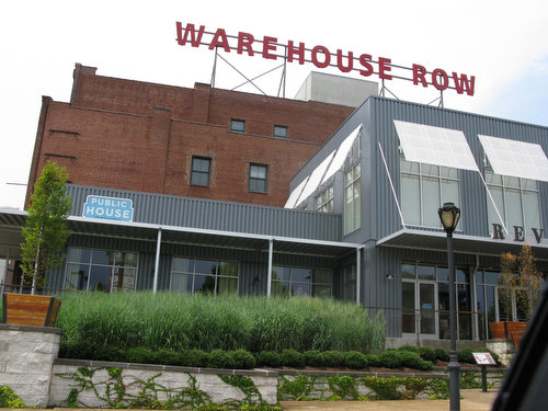 Garden Walk Chattanooga: Downtown Chattanooga And Warehouse Row