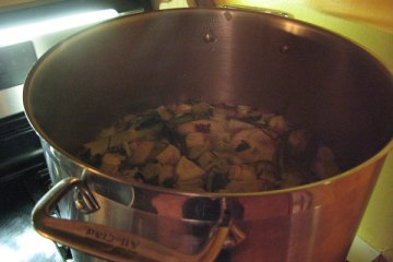 Dan Barber's Fennel Soup