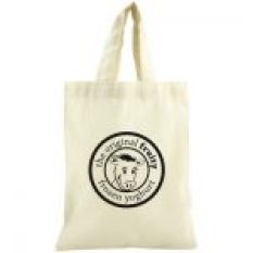 Environmentally friendly natural cotton mini bag
