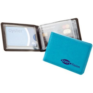 Promotional Credit Card Holder