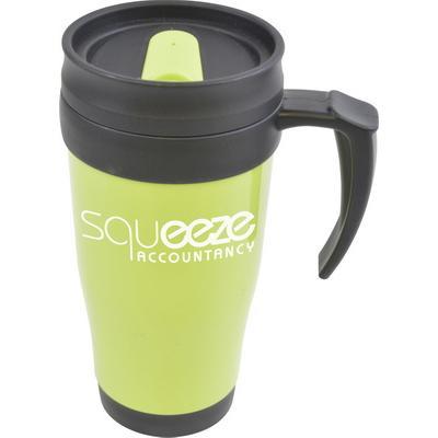 custom insulated travel mugs